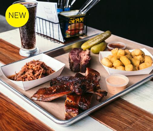 The ultimate destination for lovers of craft beer and smoky barbecue is here