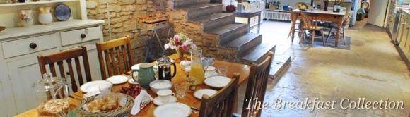 Merchants House Breakfast