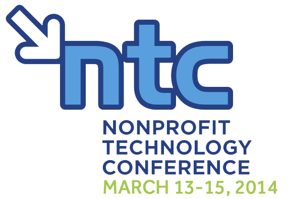 Nonprofit Technology Conference 2014 Logo
