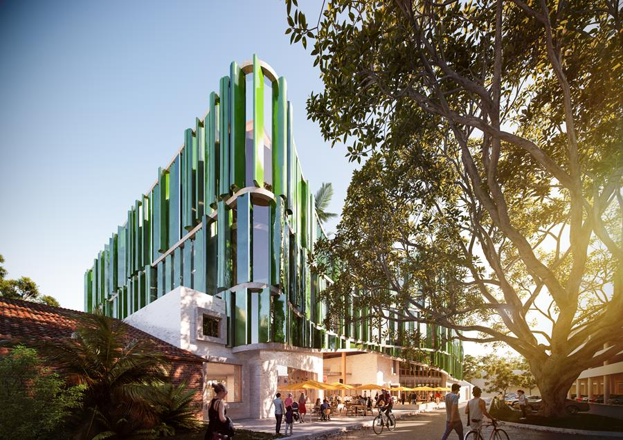 Coffs Harbour Cultural and Civic Space Project