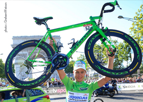 SAGAN&rsquo;S CUSTOM TOUR BIKES 
