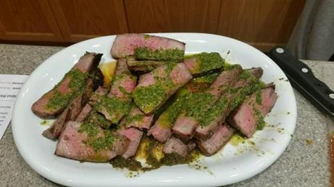gaucho style steak