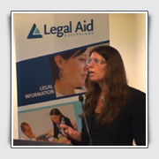 Image of Legal Aid Queensland lawyer Loretta Kreet
