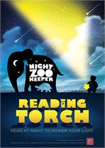 Reading Torch Logo
