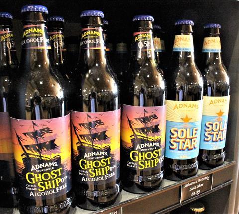 Bury Lane Farm Shop Beers