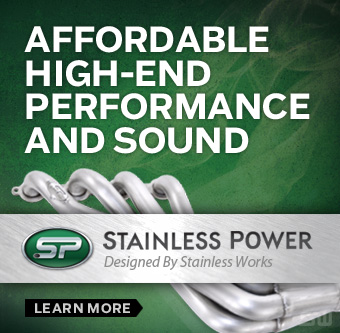 Introducing Stainless Power