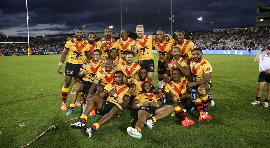 Papua New Guinea rugby team