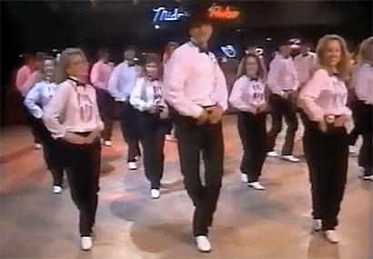 Reggae Cowboy Line Dance
