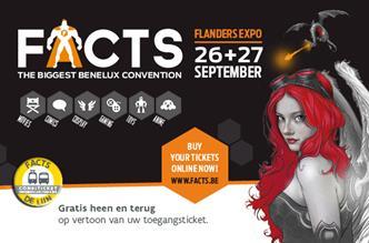 FACTS 26 en 27 september Flanders Expo