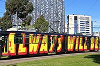 Always Was, Always Will Be tram