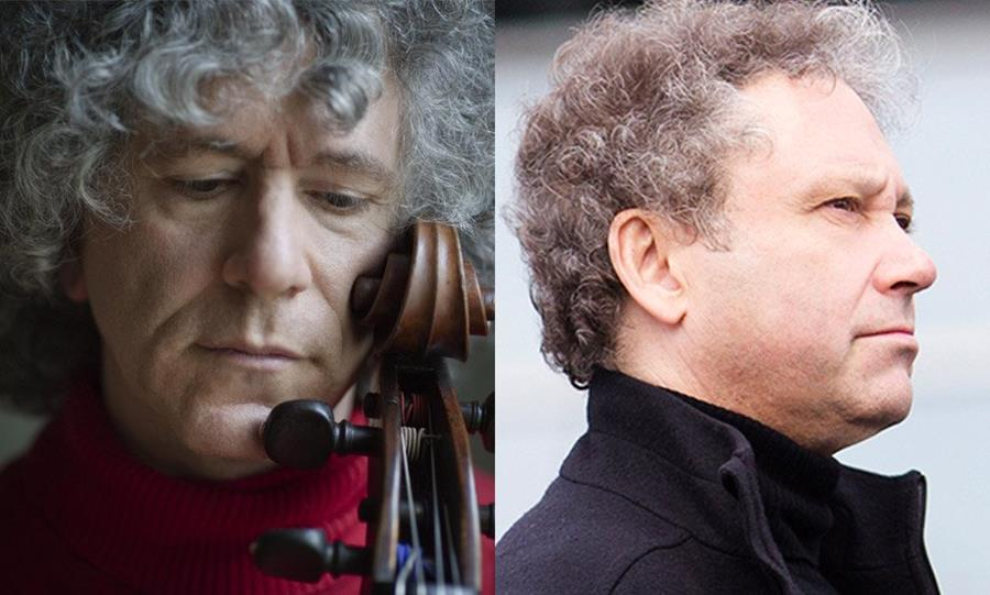 Steven Isserlis and Richard Egarr