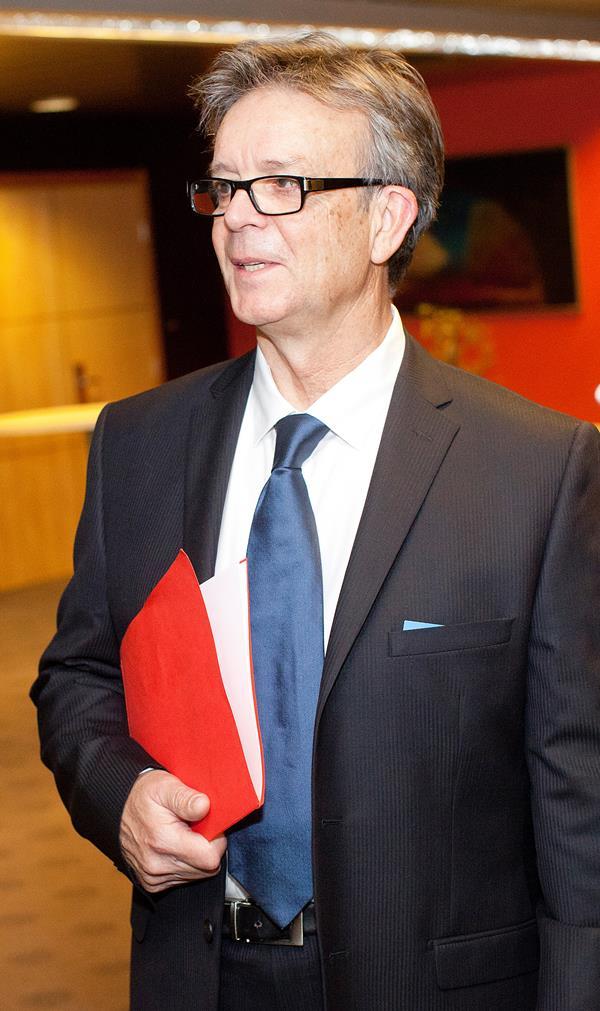 Gilles Cognat, EUROCIU President