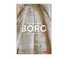 """Museum für Ostasiatische Kunst Köln: Ausstellungskampagnen """"Boro"""" und """"Weisses Gold"""""""