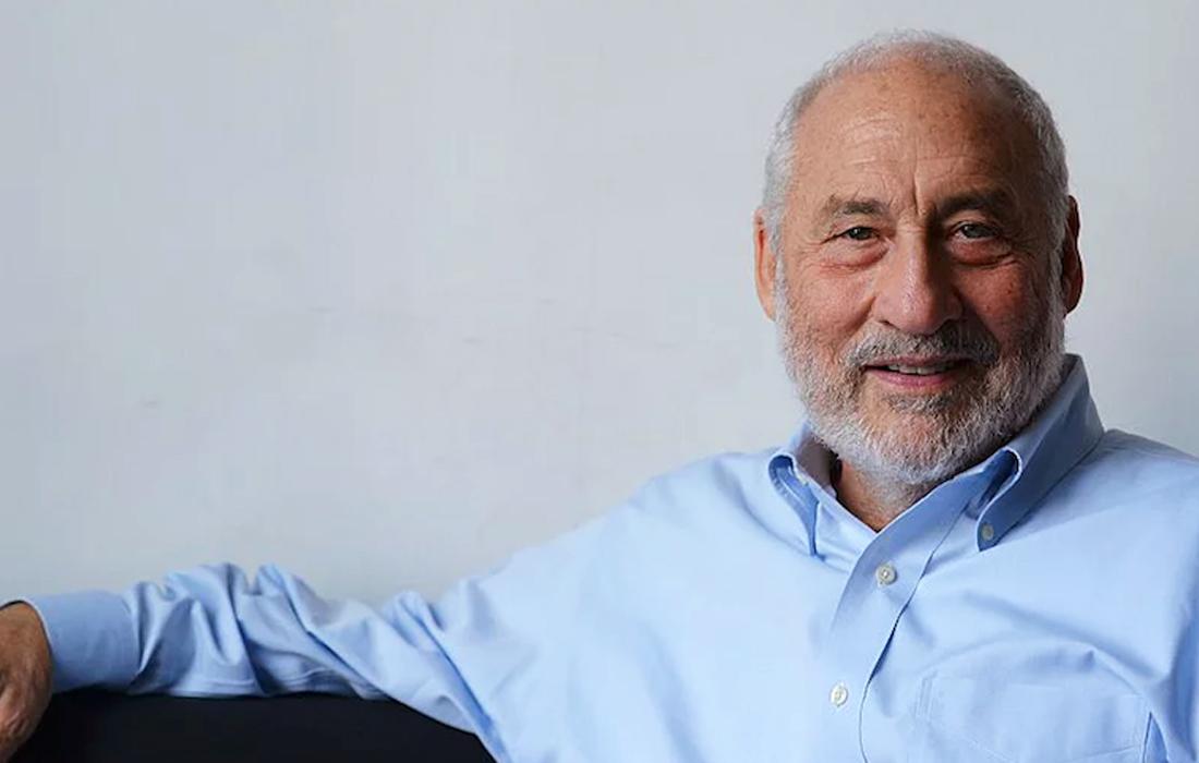 Photograph of Joseph Stiglitz