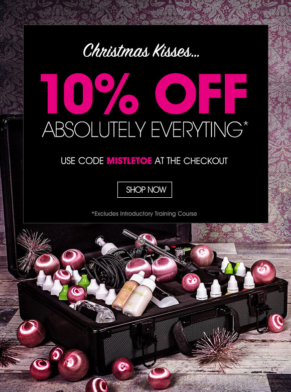 Christmas Kisses... 10% OFF absolutely everything