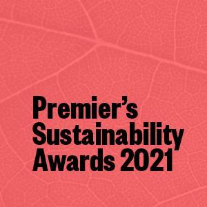 Premier's Sustainability Awards 2021