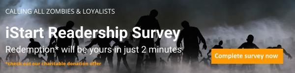 iStart Readership survey