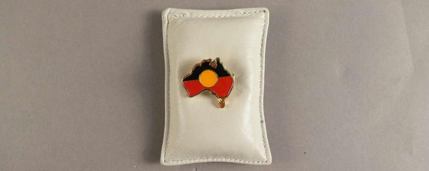 Tent Embassy Badge - MoAD Collection