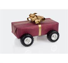 How about the gift of carsharing this year?
