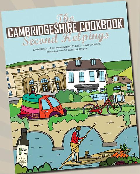 Bury Lane Farm Shop The Cambridgeshire Cookbook Second Helpings 2018