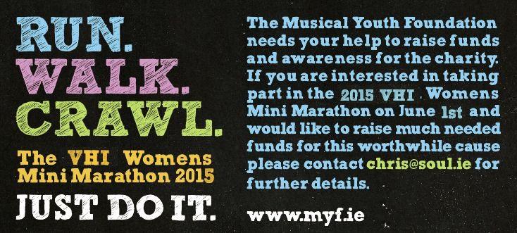 Register for Vhi Women's Mini Marathon 2015