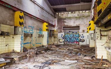 Unoccupied premises