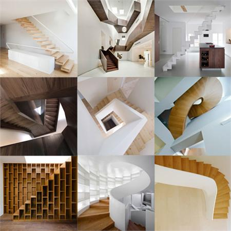 New Pinterest board: stairs