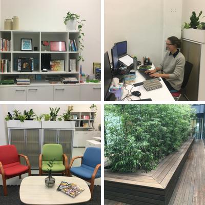 GECA's New Office