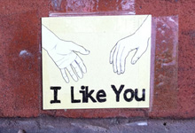 10 Alt Ways To Say I Like You
