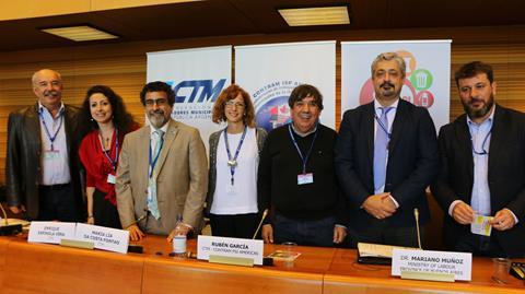 La CTM et l'ISP mettent en avant les droits des fonctionnaires municipaux/ales lors de la Conférence internationale du Travail 2017