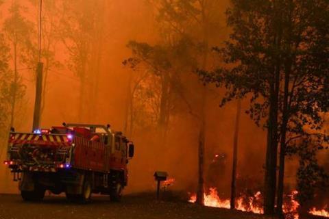 Bushfires Data Quest Challenge