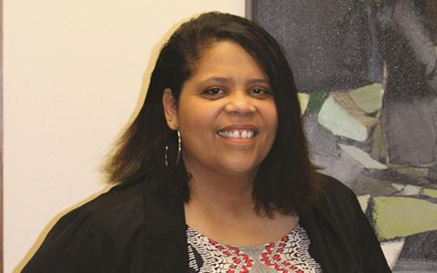 Marcy Bradley, Program Officer for Black Studen Success
