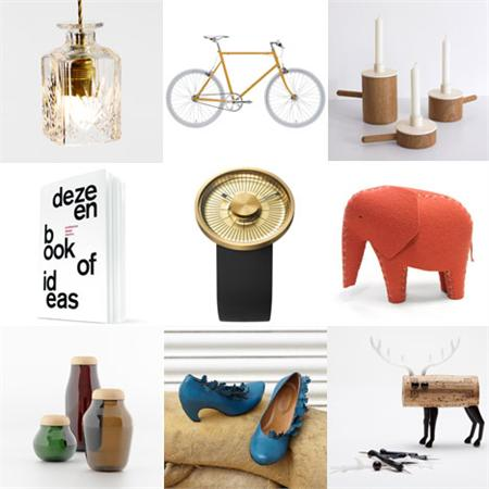 New Pinterest Board: Dezeen's Christmas list