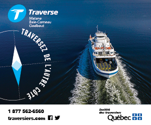 Traverse Matane - Baie-Comeau - Godbout
