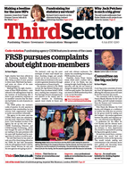 Save £44 on a subscription with Third Sector magazine