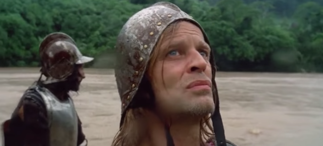 Herzog and Kinski