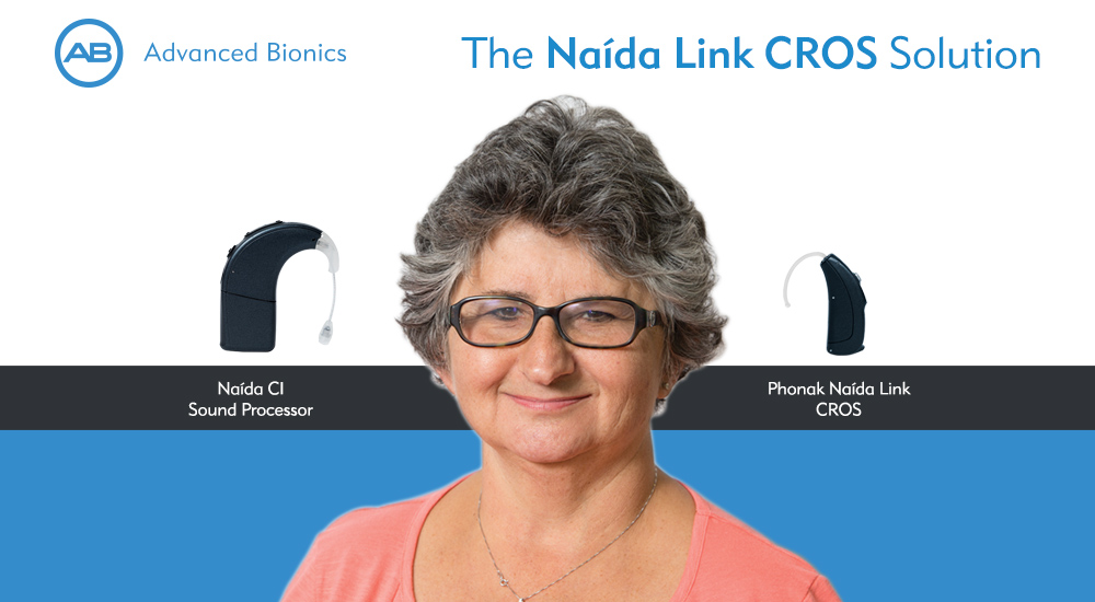 Photo of  Naída Link CROS Solution
