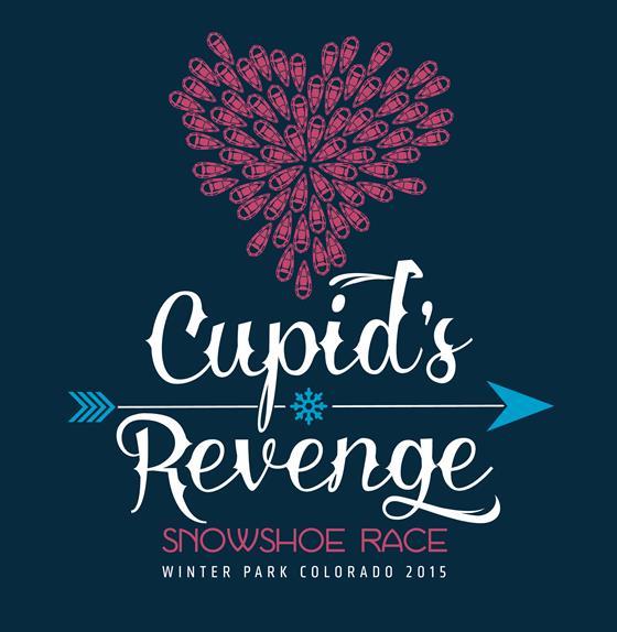 Cupid's Revenge Snowshoe Race