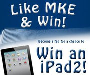 "New ""Like MKE & Win"" Facebook sweepstakes rewards loyal fans"