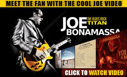 Number 1 Joe Fan Malgorzata Rybak from Poland created a great video that showcases Joe's accomplishments over the years.