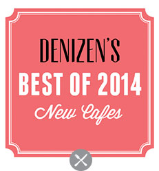 BEST OF 2014: NEW CAFES