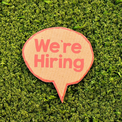 We're Hiring – LCA, Standards & Technical Officer