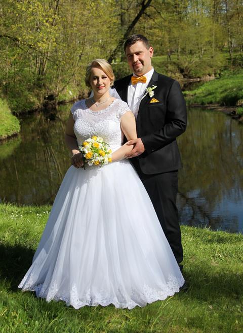 Bury Lane Farm Shop Julius & Rugile Wedding