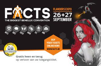 FACTS 26 en 27 september Flanders Expo