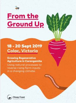 From the ground up conference tile