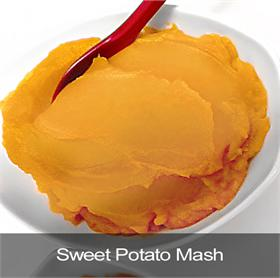 Sweet Potato Mash with Brown Sugar