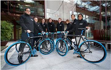 Integrity Solutions Launch Branded Fleet Bikes