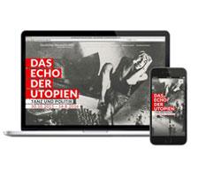 Deutsches Tanzarchiv Köln: Responsive One Pager