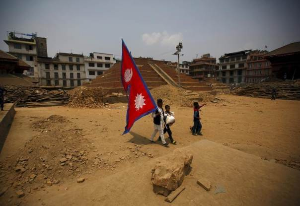 Nepal Rebuild