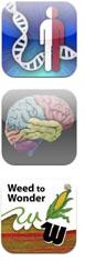 DNALC Apps